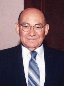 Dr. Stanley J. Lawwill, ANSER's First President