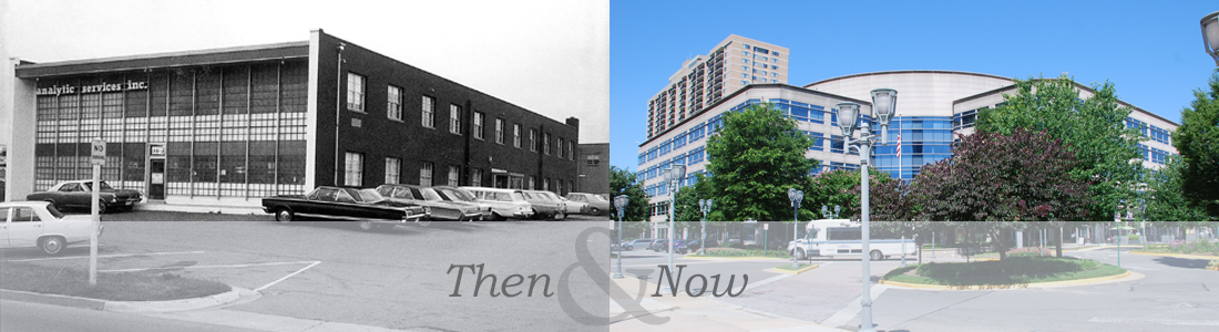 ANSER Then & Now 1960