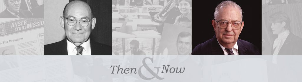 ANSER Then & Now 1981